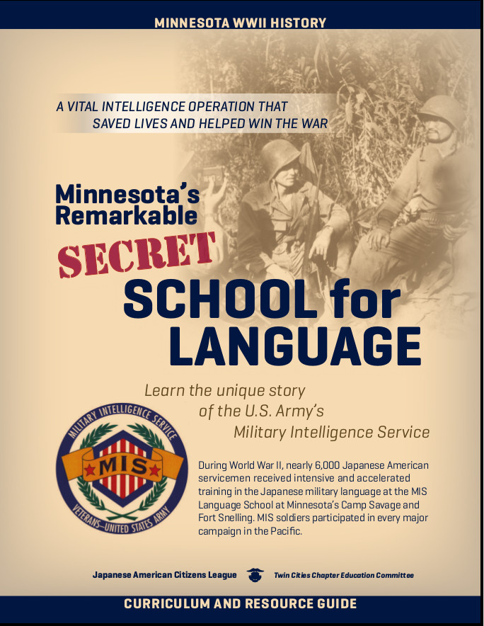 Military Intelligence Service Curriculum Guide – Twin Cities