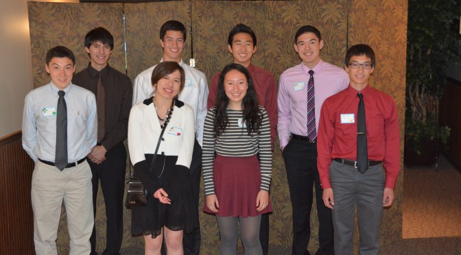 2014 High School Graduates Honored by JACL