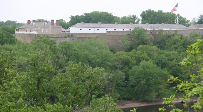 Historic Fort Snelling Revitalization and Tours